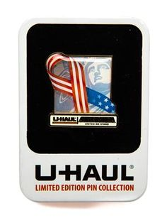 """Patriotic """"United We Stand"""" Limited Edition Collectors Pin. Collect them all. #United #America"""