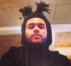 The weeknd Abel Tesfaye selfie