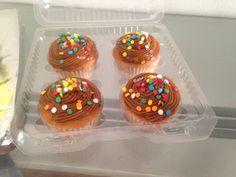 Cupcakes manjar