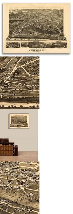 20x30 1891 Los Angeles California Vintage Old Panoramic City Map