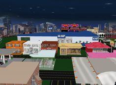 Captured Inside IMVU - Join the Fun!  imvu://room/NativexoxKisses/Real+City+Night+Life+Downtown