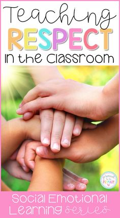 Teach children about respect, honesty, and gratitude at school and in the classroom with these social-emotional learning lessons and hands-on activities for kids. Build social skills with picture books, writing lessons, games, role-playing, and more fun ideas. #sel #socialemotionlearning #classroommanagement #charactereducation #socialskills #teachingrespect #respectactivities