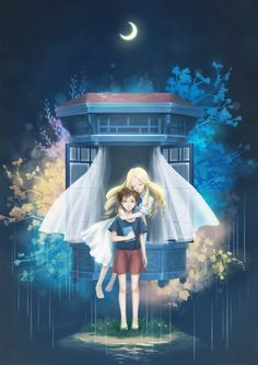 Tonight's Ghibli! When Marnie Was There - pixiv Spotlight