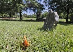 Atlanta's Oakland Cemetery wants to identify its dead