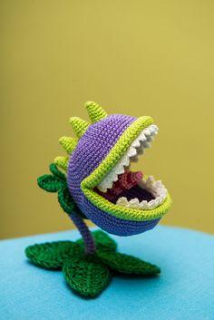 Plants vs Zombies Crochet