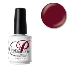 NSI Polish Pro Signature Gel Polish - Regatta Red   Darker Red