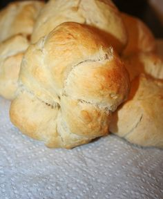 Forget store-bought rolls! Make your everyday lunch a little more delicious with bread you made in your own oven.