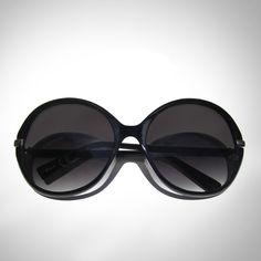 Incognito Oversized Sunglasses