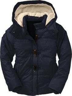 Navy Coats For Girls