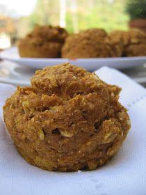SUNDAY BAKER: Rustic Pumpkin Oat Muffins