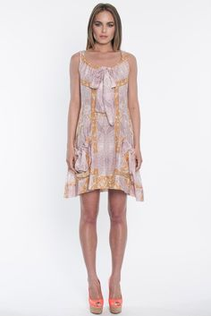ROMAN HOLIDAY Dress - FREE LOVE TCSUMMER2013 : Trelise Cooper New In : Trelise Cooper Online