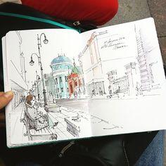 Alena Kudriashova @mysquiggles Same street, anot...Instagram photo | Websta (Webstagram)