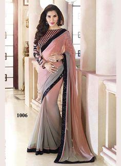 Stylefunia Online Shopping For Amazing Cream Designer Saree