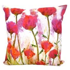 Floreale Print Cushion