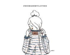 Join the Fashion Revolution by Marta Scupelli • www.stripe-me.com