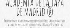 Una academia para una tapa, la de Madrid | Hit Cooking #hitcooking #bewimit… Tapas, Academia, Madrid, Math Equations
