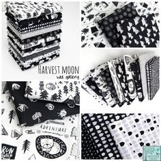 Wee Gallery - Harvest Moon Fabric Collection