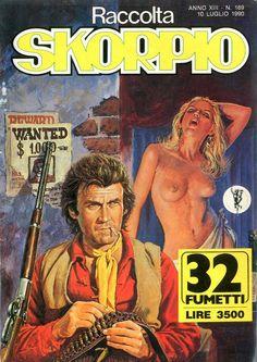 Fumetti EDITORIALE AUREA, Collana SKORPIO RACCOLTA n°169