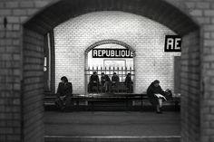 Métro République