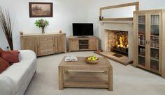 Alto Solid Oak  Living Room Furniture   Oak Furniture Land  Www.oakfurnitureland.co