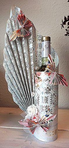 Schleife Gera: Wein zur Hochzeit