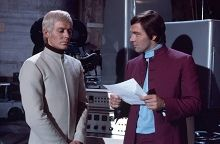 Straker confronts Foster