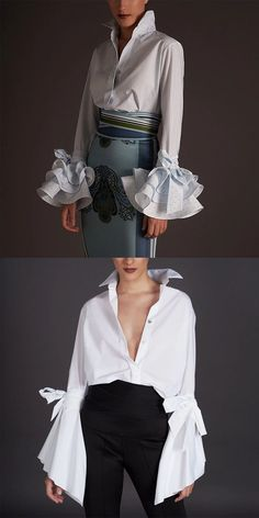 Fashion Blouses - - Women's fashion blouses, fashion casual style and comfortable material you will love it, tops, jumpsuits and dresses you can options. Source by shegenie Cute Skirt Outfits, Cute Skirts, Blouse Styles, Blouse Designs, Love Fashion, Fashion Outfits, Womens Fashion, Effortlessly Chic Outfits, Fashion Blouses