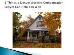 http://kaplanmorrell.com/ - Denver Workers Compensation gives you the opportunity to regain income to help pay your mortgage, your electric bills and buy groceries. #denverworkerscompensationlawyer