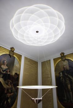 The RSA House Chandelier by Troika
