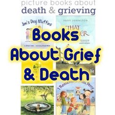 Check out this excellent blog post on No Time for Flashcards with great recommendations on books with grief and death for kids. - - click on pin for more! - Like our instagram posts? Please follow us there at instagram.com/pediastaff