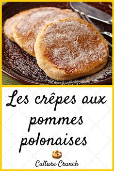 Tart Recipes, Healthy Recipes, Beignets, Bread And Pastries, Crepes, I Foods, Nutella, Brunch, Food And Drink