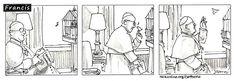 Francis Cartoon: Liberation Theology   National Catholic Reporter