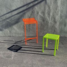 Seating by @radfurniture orange or green?  Follow @platform____ for daily design content and Inspiration Blogger Themes, Bar Stools, Platform, Content, Orange, Green, Fashion Design, Inspiration, Home Decor