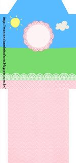 En el Campo con Encaje Rosa: Imprimibles para Fiestas para Imprimir Gratis.