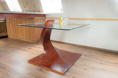 Designer, Dining Table, Wood, Handmade, Furniture, Home Decor, Madeira, Hand Made, Dining Room Table