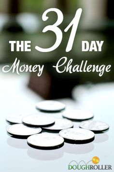 Take the 31-Day Money Challenge to improve your finances, invest better, and move closer to financial freedom. investing basics, how to invest #personalfinance