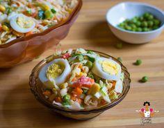 Dobbys Signature: Nigerian food blog | Nigerian food recipes | African food blog: Vegetable salad recipe