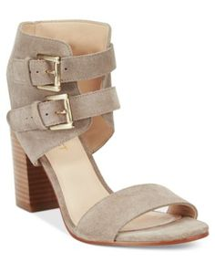 09a3fe9e0acf Nine West Galiceno Double Ankle-Strap Sandals