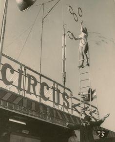 Ray & Yolanda: Siebrand Bros Circus 1955