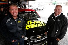 Clint Bowyer will drive for local race team HScott Motorsports for 2016