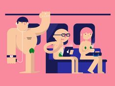 Various Gifs 2013 by Markus Magnusson
