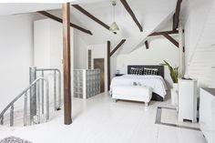 Myytävät asunnot, Itäinen Pitkäkatu 86 A, Turku #oikotieasunnot #makuuhuone #bedroom