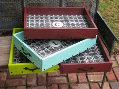Custom Tray Decor by RusticExquisiteDsgn on Etsy Who could buy just one?
