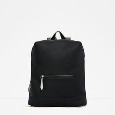 CONVERTIBLE BACKPACK-Backpacks-BAGS-WOMAN | ZARA United States