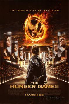Hunger Games - Stadium Prints at AllPosters.com