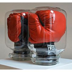 Punch it  #punch #gloves #everlast #red #boxing #boxinggloves #art #artsy #contemporaryart #modernart #design #artdesign #sport #fight by a_lemelle