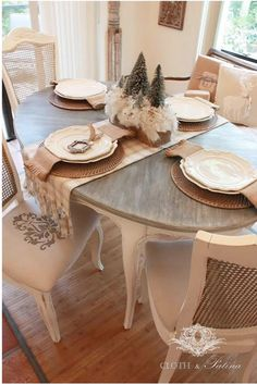 cloth and patina french rustic christmas12