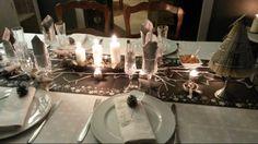 Ma table  ......A Noêl