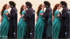 Ross and Demelza behind the scenes of Poldark season 4 Aidan Turner Poldark, Ross Poldark, Poldark Series 4, Poldark Season 4, Ross And Demelza, Favorite Tv Shows, Cute Couples, Handsome, The Incredibles