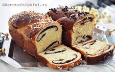COZONAC FARA FRAMANTARE - Rețete Fel de Fel Banana Bread, Sweets, Unt, Desserts, Food, Drink, Tailgate Desserts, Deserts, Beverage